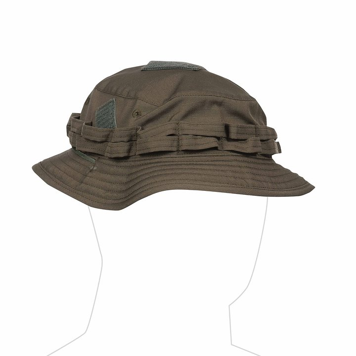 UF Pro Boonie hat - Brown Grey - GearUpStore b84bb02c6c7