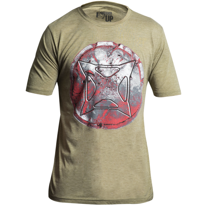 72ed5096d590 Vertx Spartan Shield Ranger Up T-shirt - GearUpStore