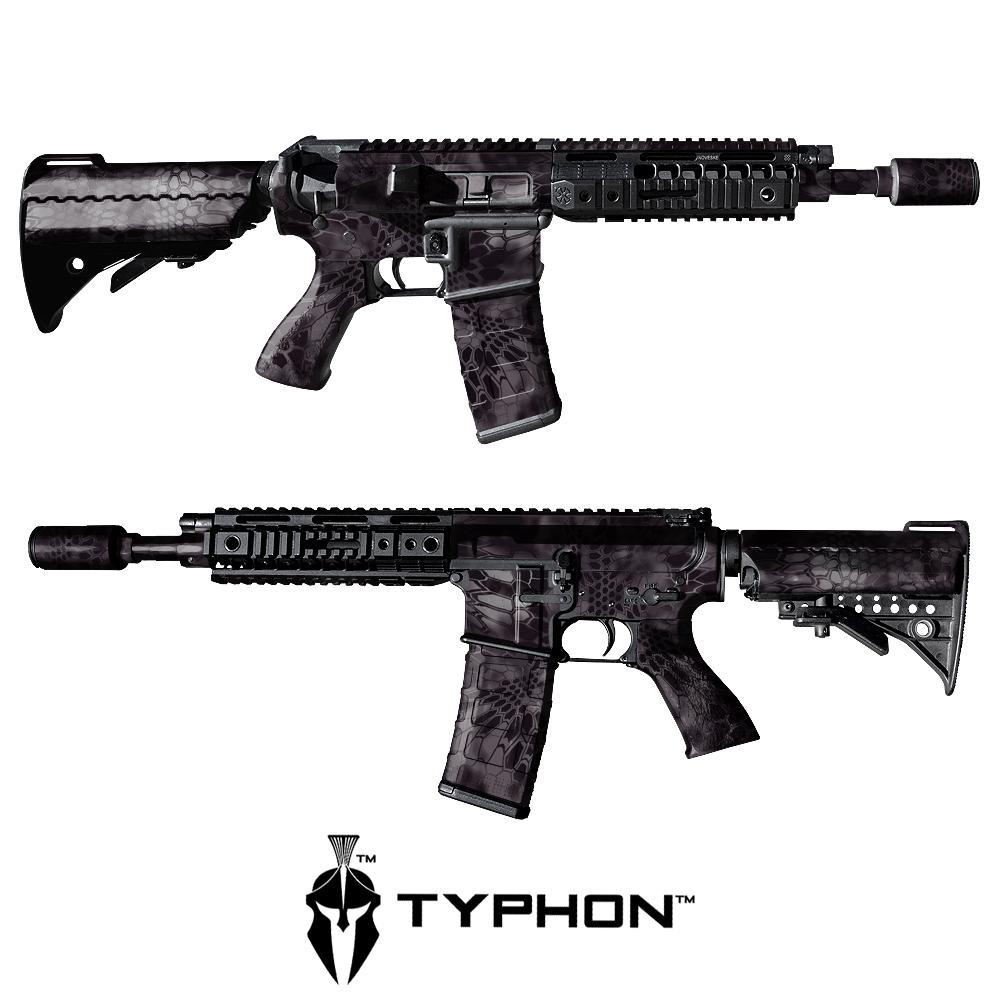 gunskins ar 15 m4 skin kryptek typhon tactical store