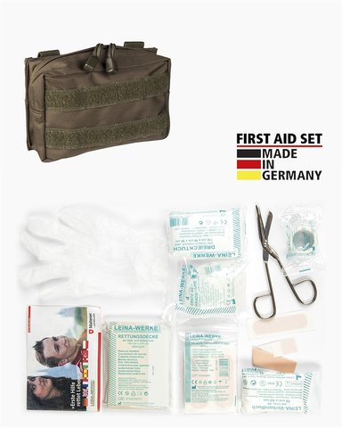 First Aid Set Small Pro 25-Piece - Pro 56215f993dc51