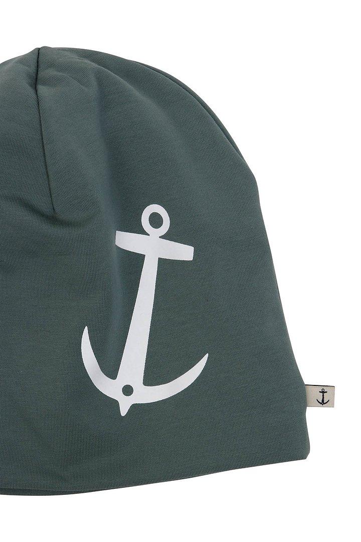 1364903c2a1 EM Anchor Beanie Green - emmamalena.com