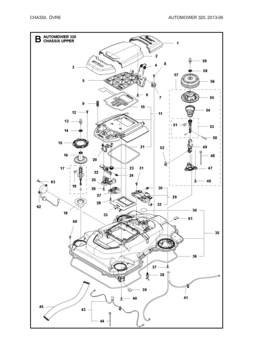 b lg gummib lg till husqvarna automower och gardena sileno gplshop. Black Bedroom Furniture Sets. Home Design Ideas