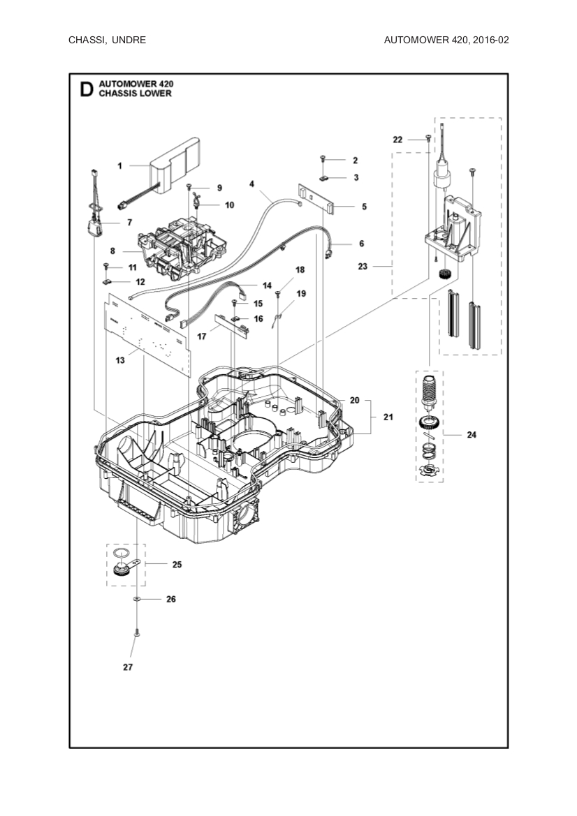 plugg kit husqvarna automower gardena sileno gplshop. Black Bedroom Furniture Sets. Home Design Ideas