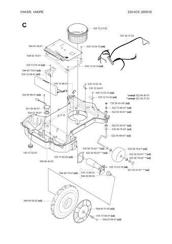 bricka 6mm till husqvarna automower gardena sileno gplshop. Black Bedroom Furniture Sets. Home Design Ideas
