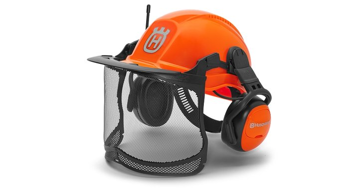 d1e647a3e89 Husqvarna helmet Functional with FM radio - Buy online