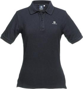 a21c7ff5e Husqvarna Polo shirt, navy, lady - Buy Husqvarna clothes online