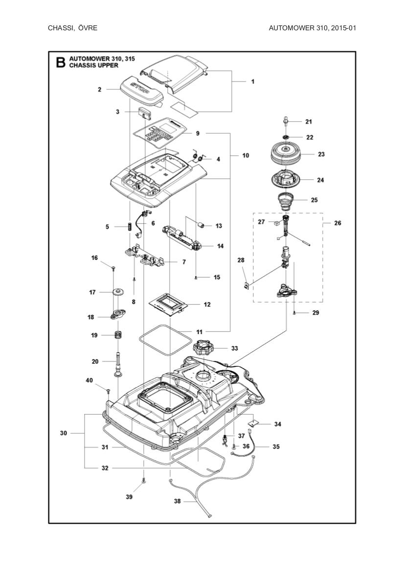 tuki husqvarna automower gardena sileno gplshop. Black Bedroom Furniture Sets. Home Design Ideas