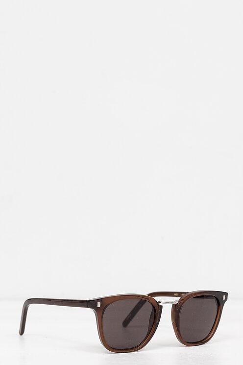 57dcdd85d3 Monokel Eyewear - Ando Cola Solid Grey Lens - Meadow