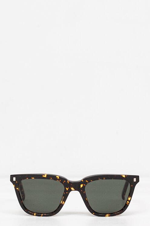 3918df760b Monokel Eyewear - Robotnik Brown Tortoise Solid Green Lens ...