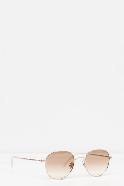 dfd9cd5a71 Monokel Eyewear - Rio Gold Gradient Brown Lens - Meadow