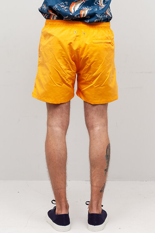 ed8b632f26 Norse Projects - Hauge Swim Shorts Sunwashed Yellow - Meadow