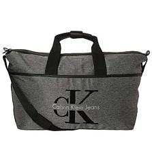 1dde0e1a46 Calvin Klein RE-ISSUE 2.0 - Weekend bag Grey