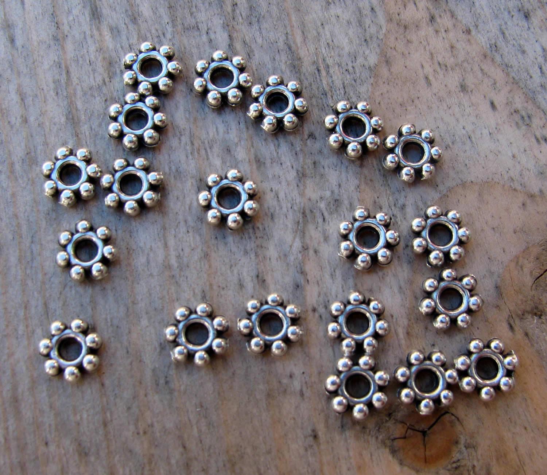 Mellandel Silverfärgad - Daisy 4 9f5b5df61193a