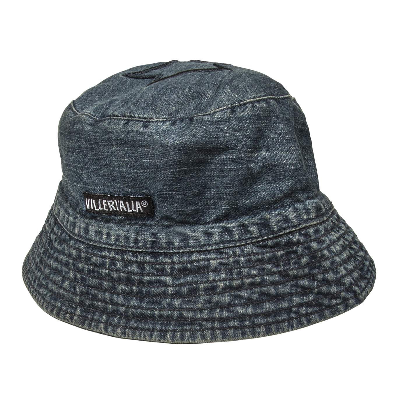 693a961460d sun hat SOFT DENIM MIDNIGHT WASH - Villervalla kids clothing