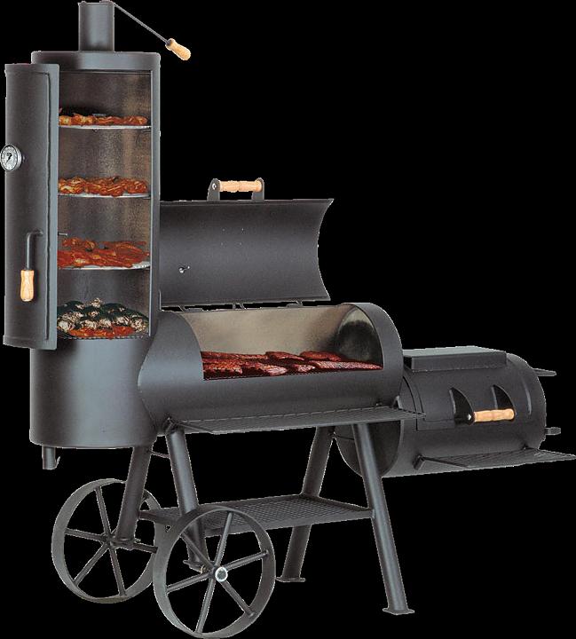 "grillhouse.se - JOE'S BARBEQUE SMOKER® - 20"" JOE's Chuckwagon®"