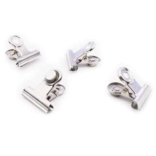 Förvara se 4 st Små Magnetklämmor MINI GRAFFA MAGNETIC CLIPS