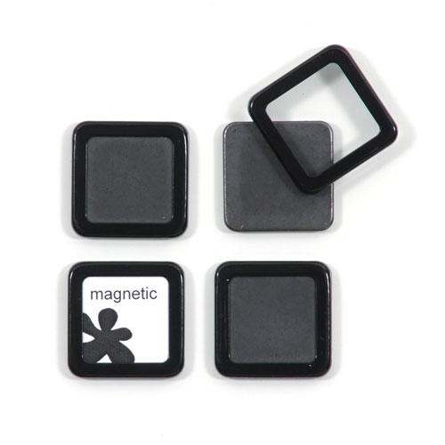 Förvara se Magnetiska mini fotoramar, 4 st kylskåpsmagneter