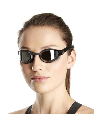 Simglasögon Fastskin Elite goggle spegel svarta SPEEDO - Simma.se ... 37aad1f235dc9