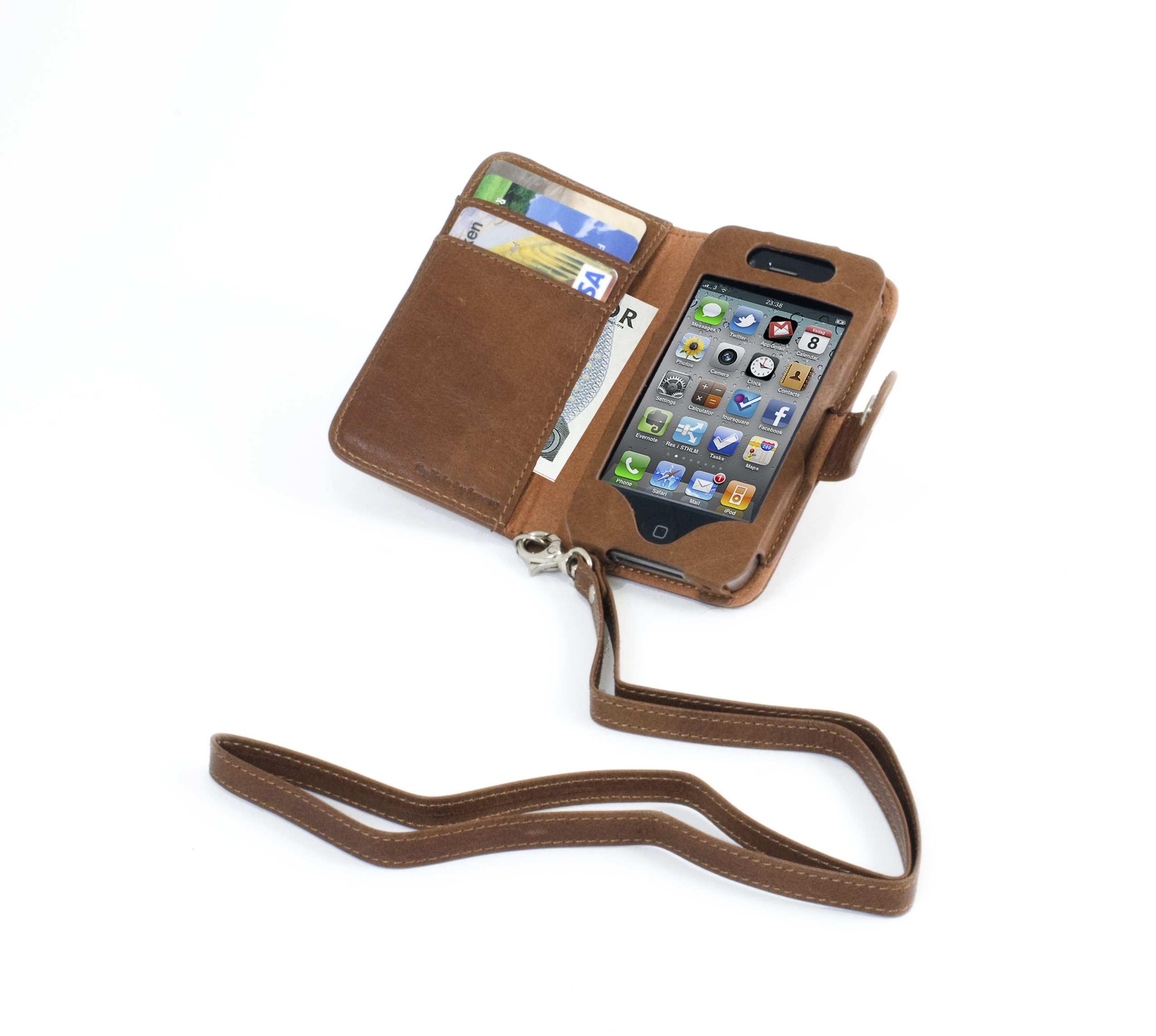 Outstanding Design - Iphonefodral med halsrem 4   4S bc6f57b671c17