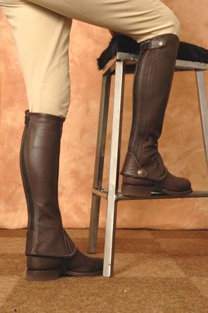 "Shortchaps ""Levisto leggings de luxe"" "" fr TIB Horse"