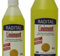 """LINIMENT """"Radital"""""""