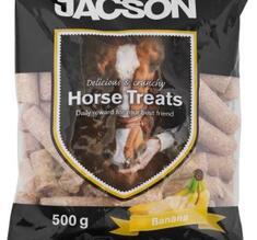 Jacsons hästgodis 500gram