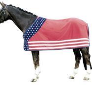 "Fleecetäcke ""Stars & Stripes"""