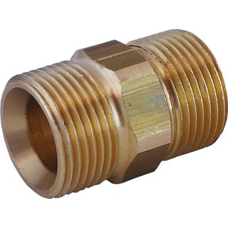 Förbindelsenippel M22 x M22