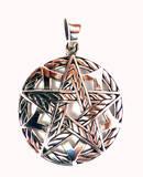 Silver Pentagram Väv