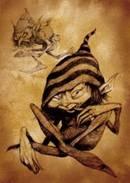 Brian Froud Evil Fairy