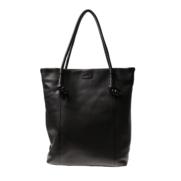 SDLR Amiens - Shoppingbag i genuint läder
