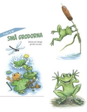Kortspel - Små grodorna
