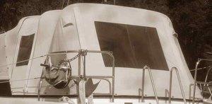 Fenix Turbo med kapell och bågar och tak