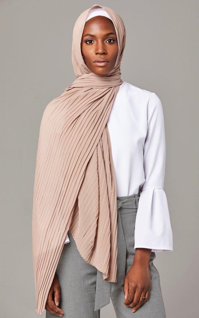 Hijabi nude Beautiful