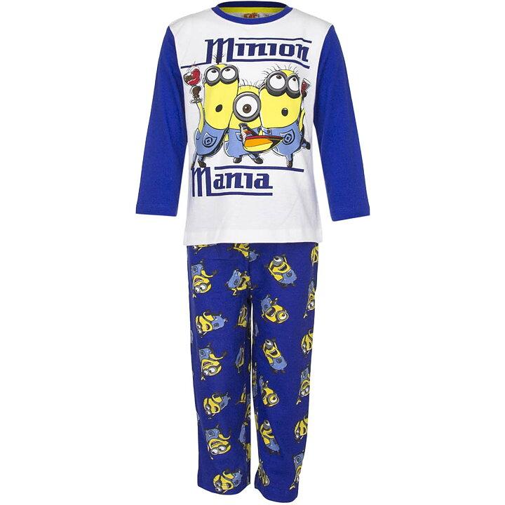 Minion Pyjamas - JHNsport.se 5daee13f122fe