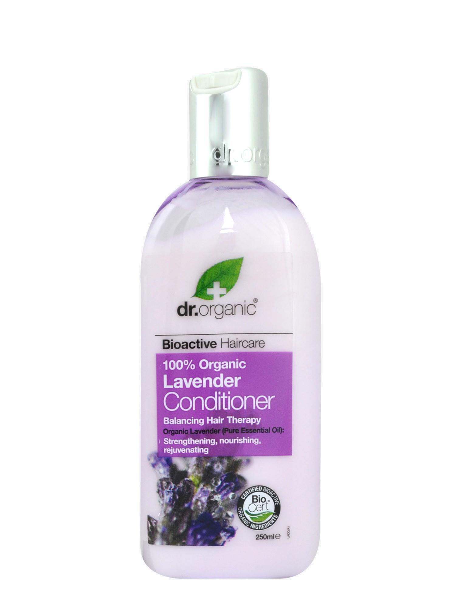 dr organic lavender shampoo review