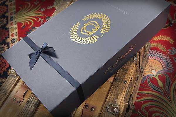 Complimentary Bridle Box PS Of Sweden America - Custom table pads 69 usd