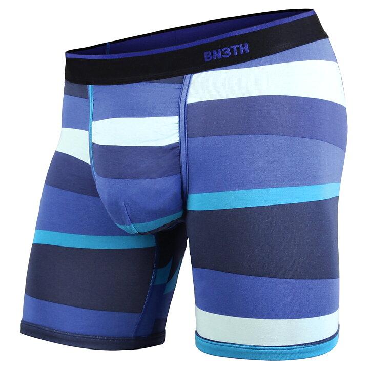 CLASSIC BOXER BRIEF PRINT - FUNKY STRIPE BLUE - MyPakage Scandinavia c1edf879f85ec