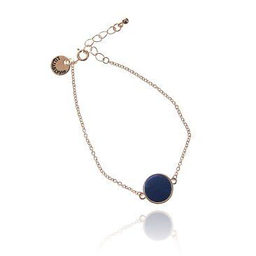 Lilja   Lykke - Armband Djupets blå ad8f7e65e6a71