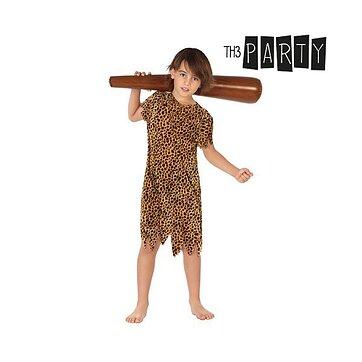 Maskeraddräkt för barn Th3 Party Grottman Storlek  7-9 år 89f50983ddd03