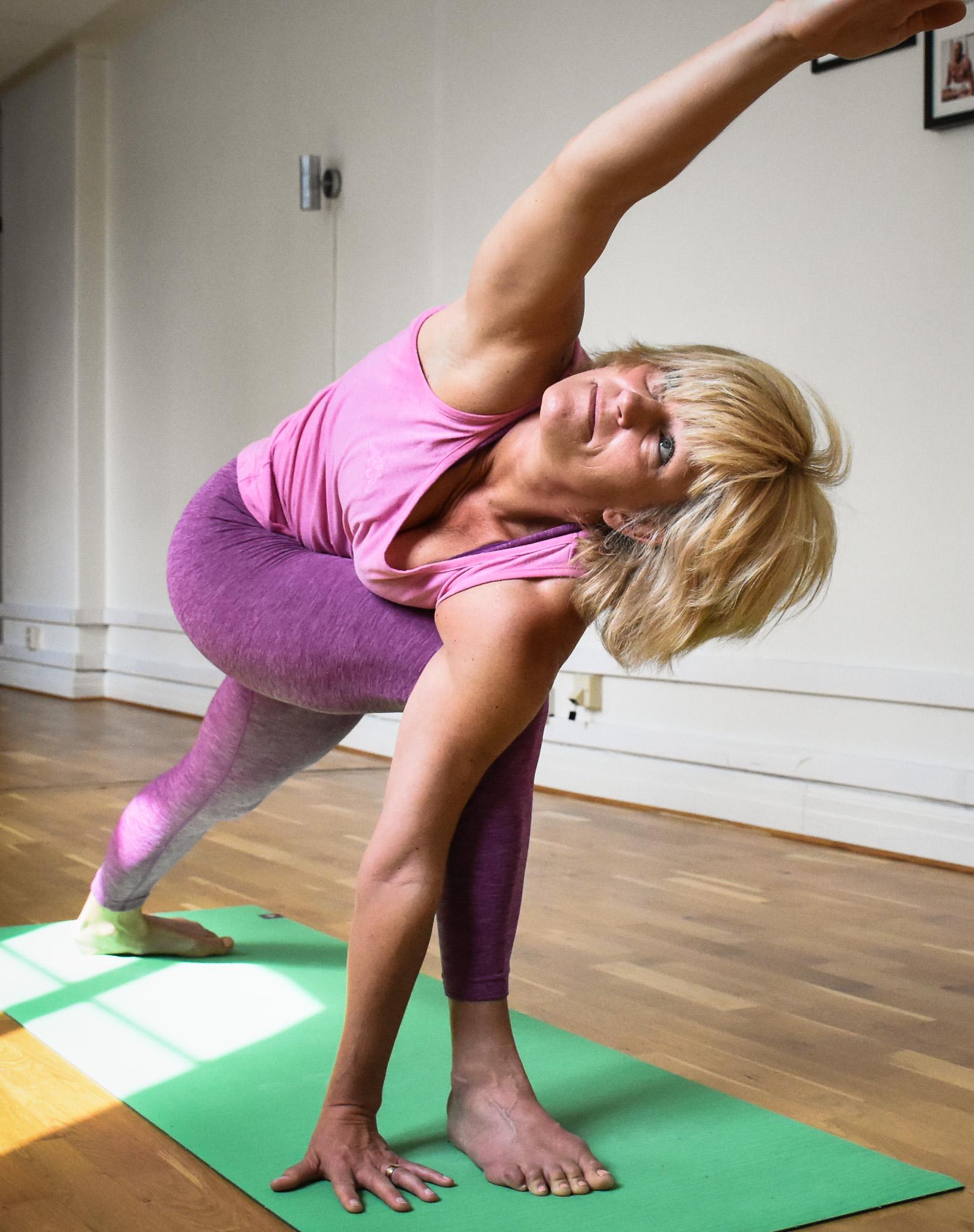 medicinsk yoga helsingborg
