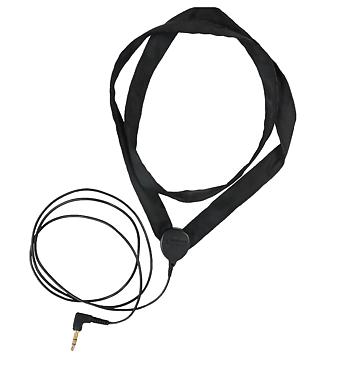 Neck loop 2-channel, 80cm - AB Transistor Sweden