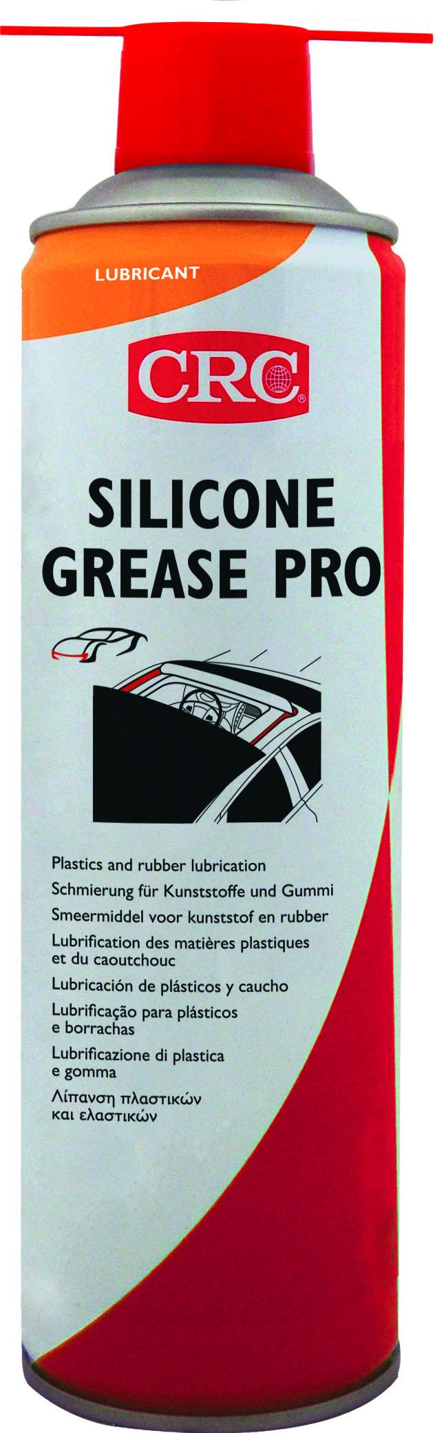 CRC silicone grease Pro aerosol 400 ml