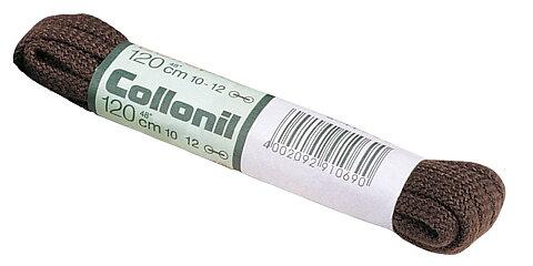 Collonil skosnöre brun 120 cm 100% bomull 7ea86f3255984