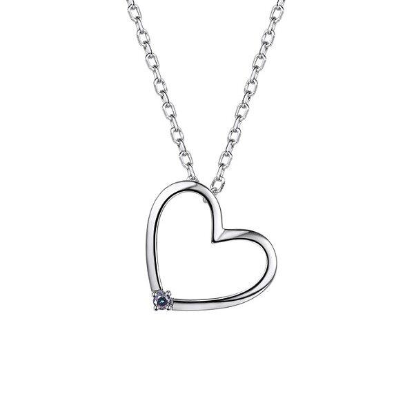 Halsband med Hjärta  034fd55cda392