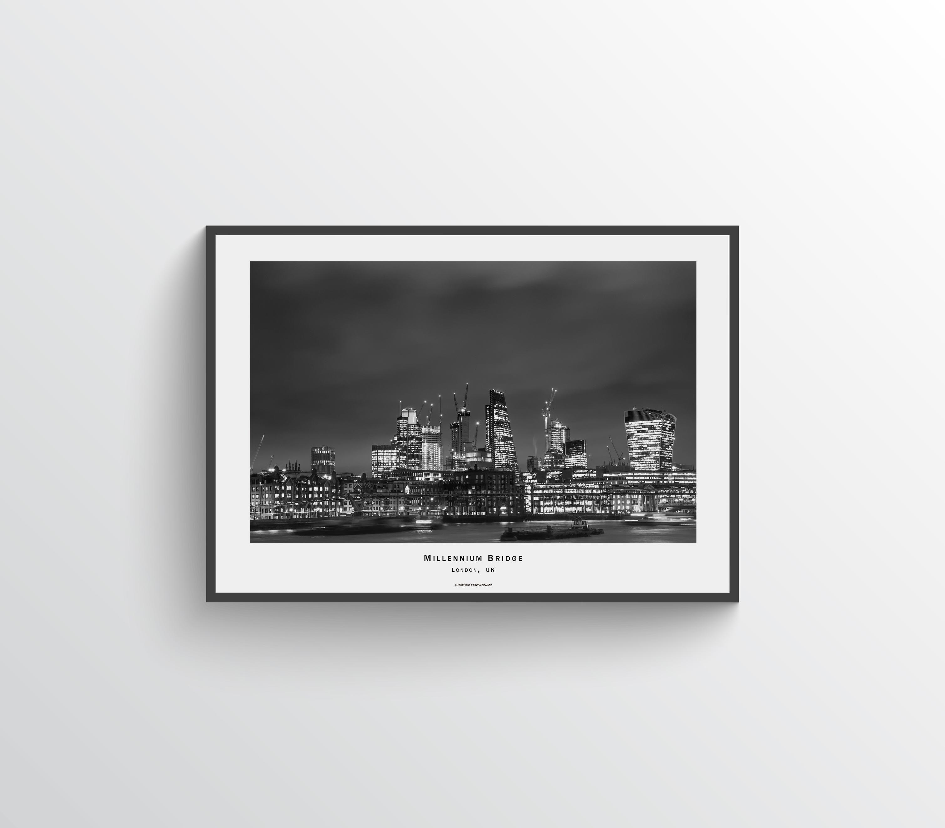 Millennium Bridge - SEALOE