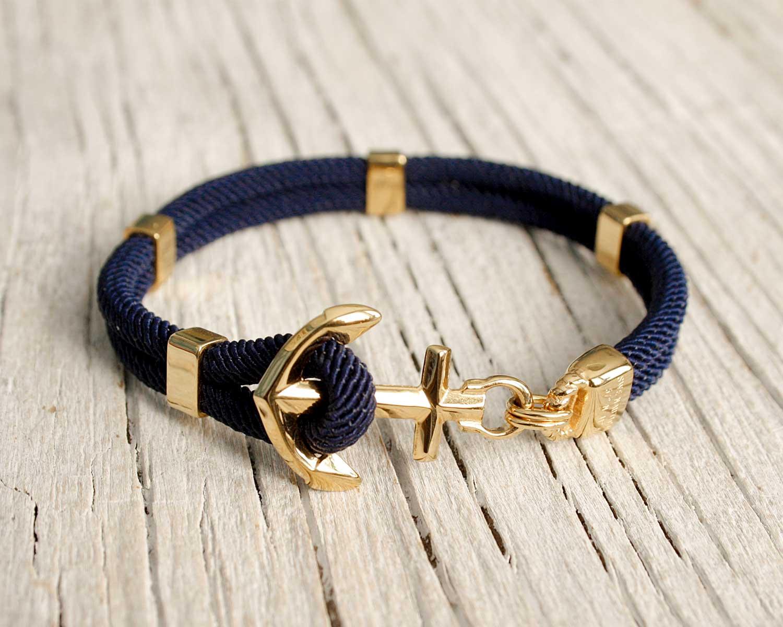 Anker armband mРіВ¤nner