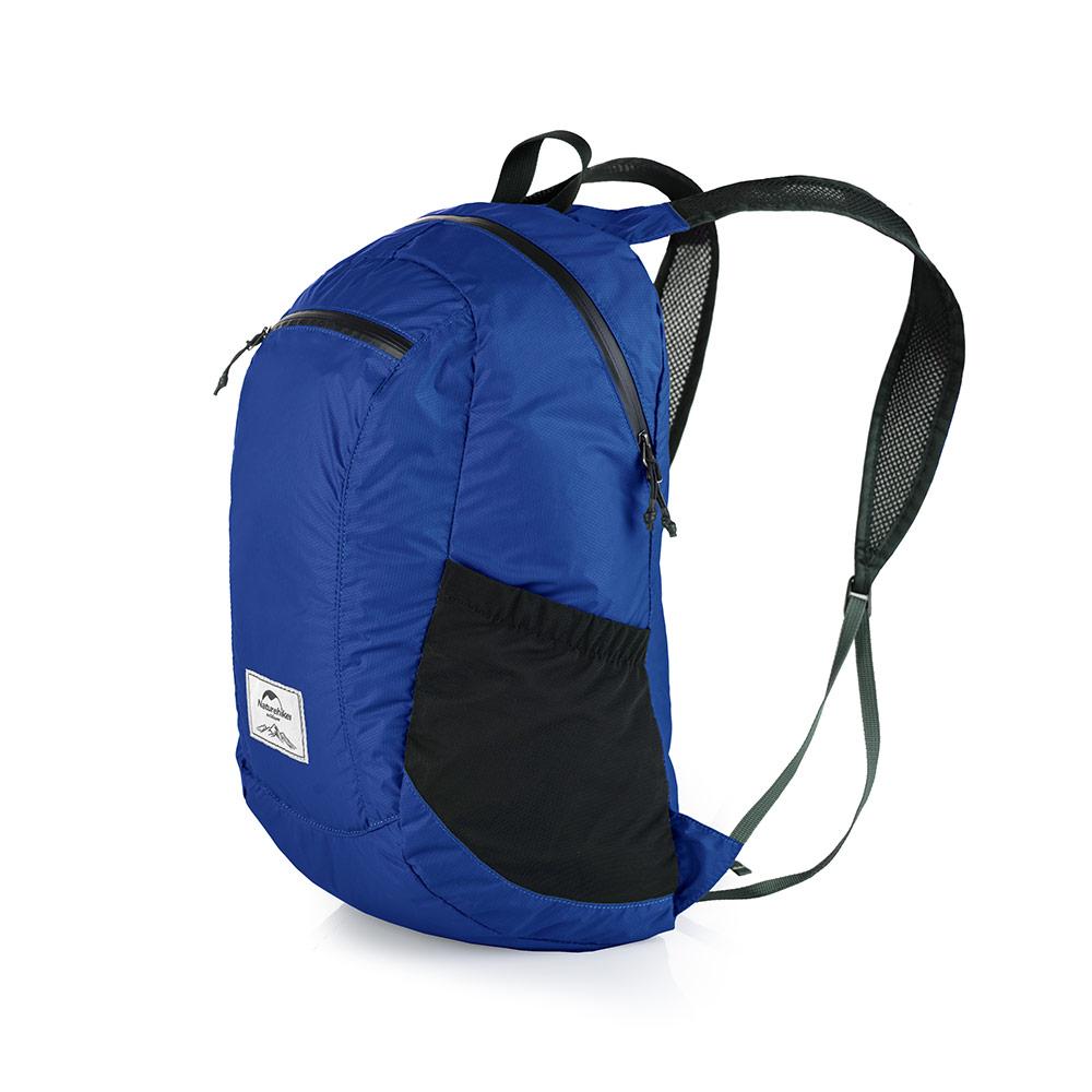 Vattentät ihopvikbar lättviktsryggsäck 18 L - Thelin Outdoor f4d8072296653