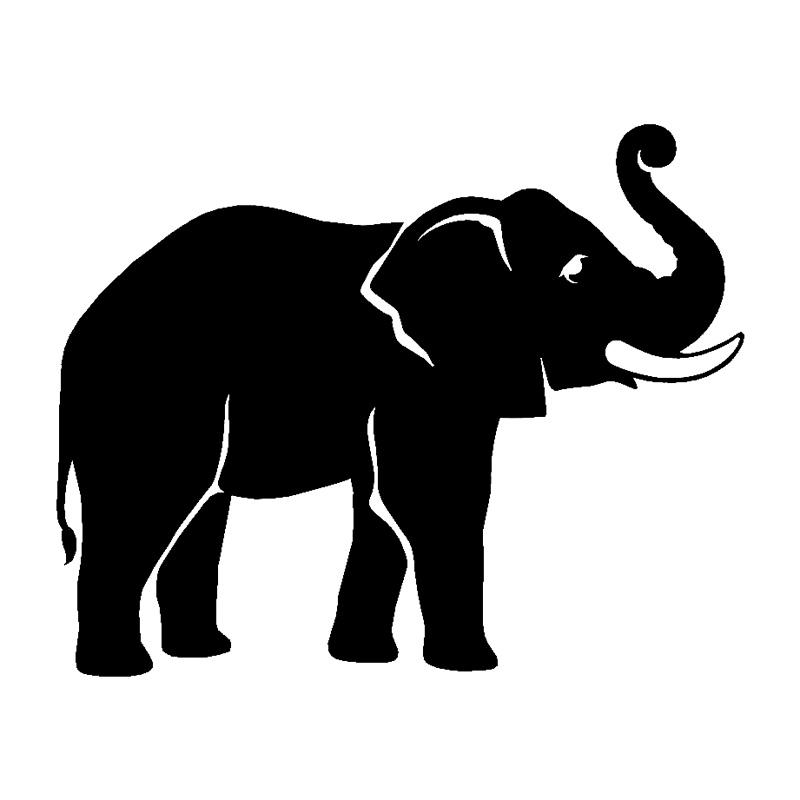 Elefant Zeichen