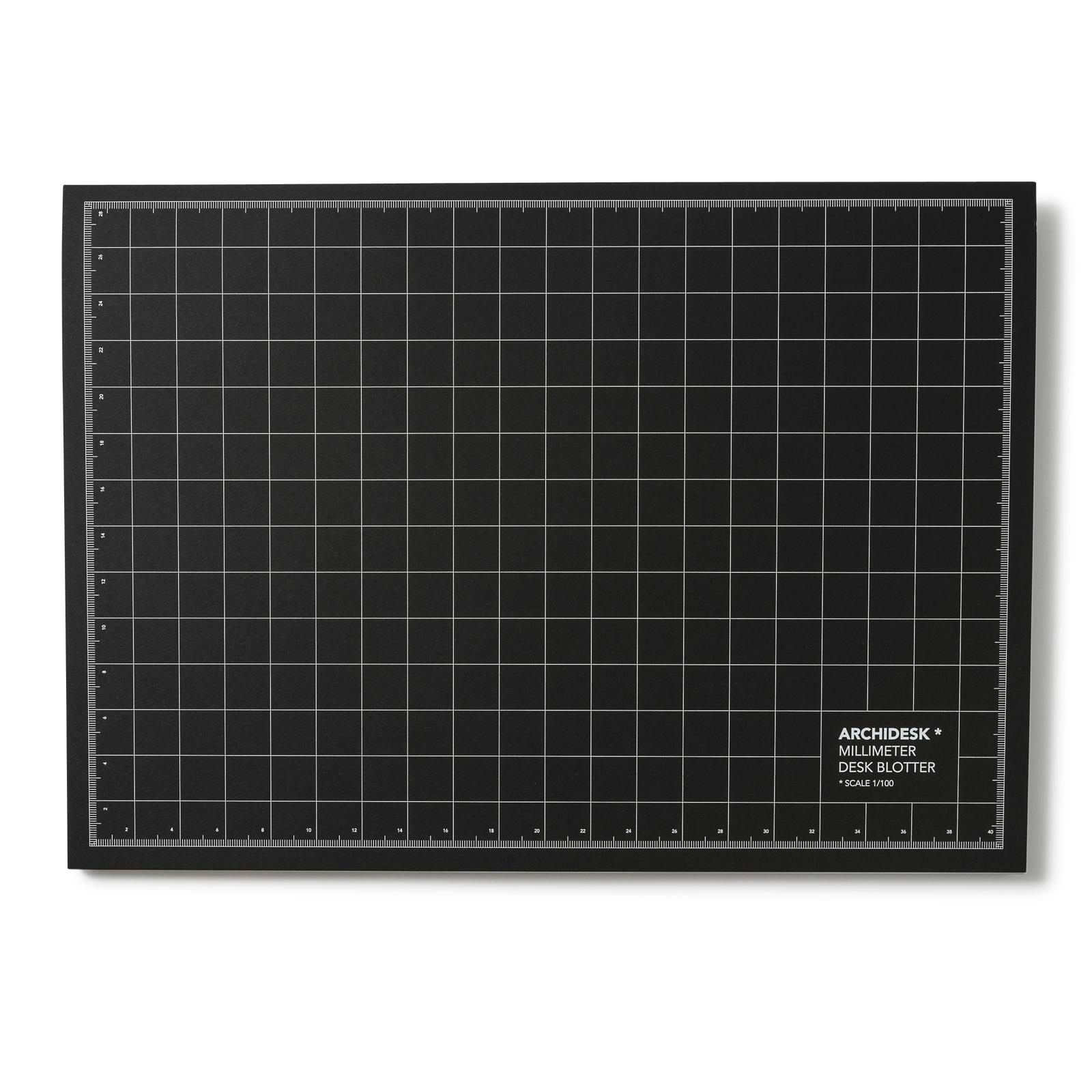desk blotter    graph paper archidesk a3
